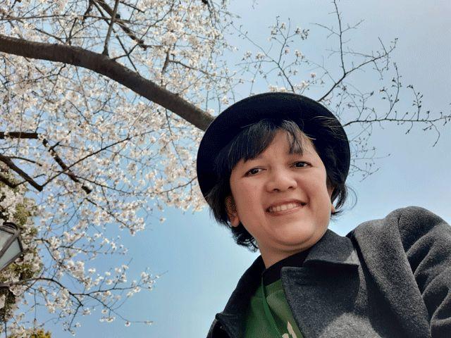 [Berburu Sakura 9] Sakura Cantik Sepanjang Sumida River di Asakusa