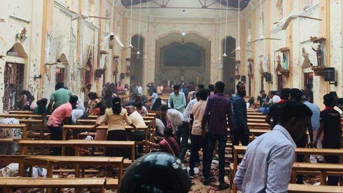 Gereja Diledakkan di Sri Lanka, Paskah yang Ternodai
