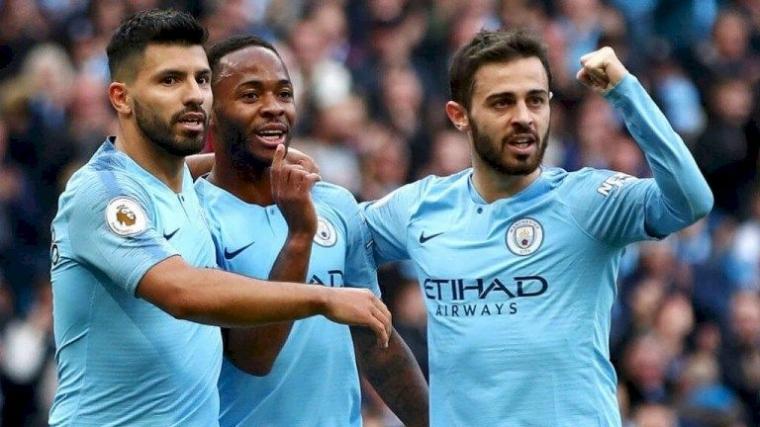 Man City Sumbang Tiga Pemain Terbaik Sebagai Pemain Terbaik Liga Inggris