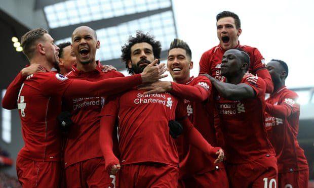 Liverpool Berada di Antara Premier League dan Liga Champions