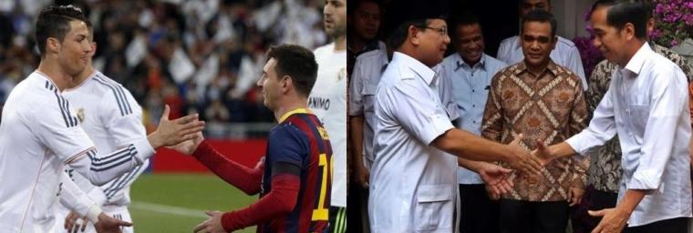 Akibat Penghormatan Rival di Lapangan