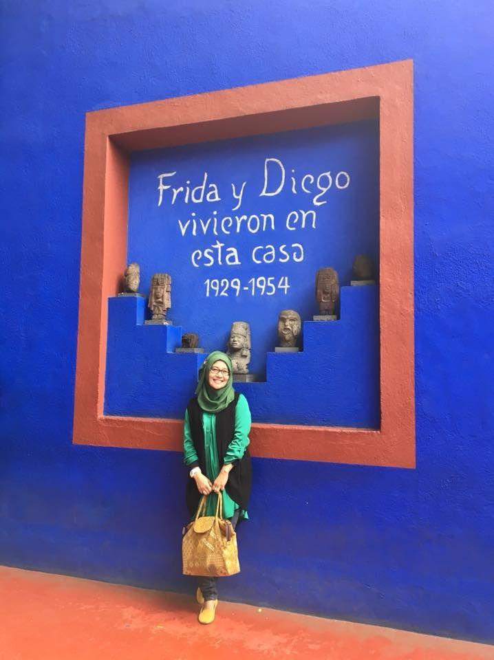 Mengenal Lebih Dekat Frida Kahlo