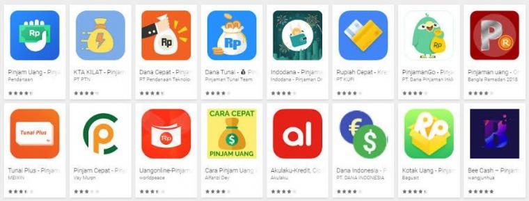 Perlindungan Hukum Debitur Aplikasi Pinjaman Online Halaman 1