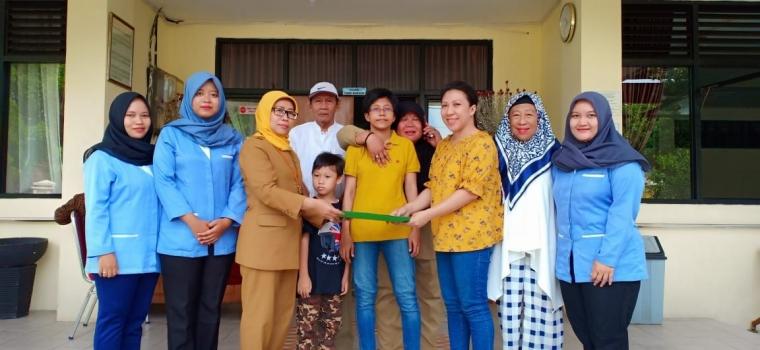 Dua Tahun Menghilang, Dinsos DKI Pertemukan Warga Binaan dengan Keluarganya