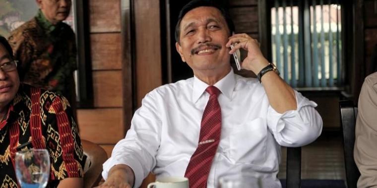 Pujian Tak Biasa Luhut untuk Prabowo