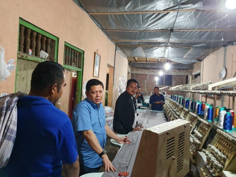 Donny Imam Priambodo Dorong UMKM di Daerah Tidak Terlalu Tergantung ke Pemerintah