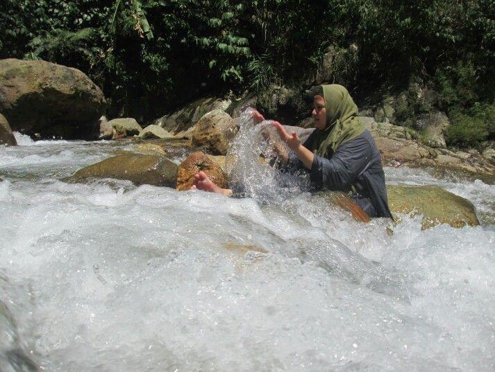 Bogor, di Sentul Mantul (1 Hari 5 Curug)