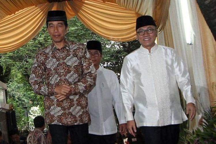 PAN Merapat, Koalisi Prabowo Sekarat?