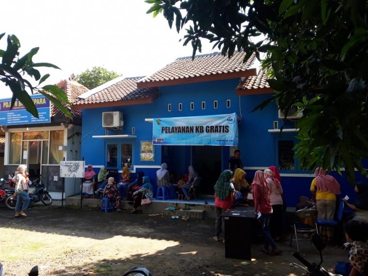 HUT Kartini, Ada Pelayanan KB Gratis di Nalumsari Jepara