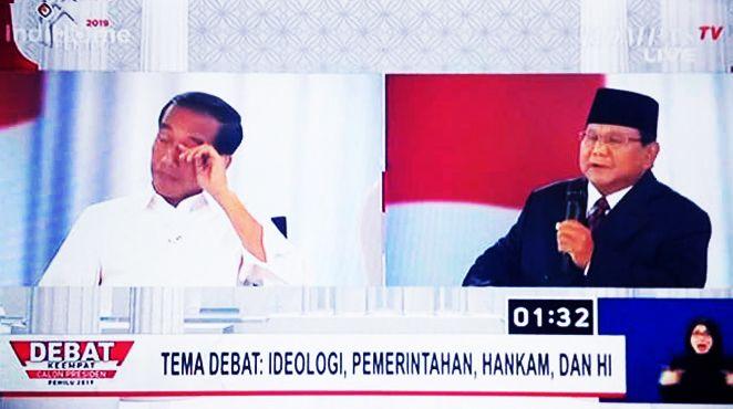 2019 Kenapa Presidennya Harus Prabowo Notonagoro?