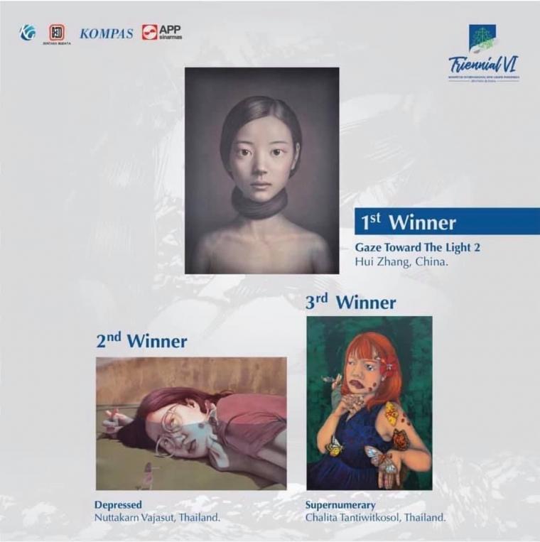 Malam Penganugerahan Pemenang dan Pembukaan Pameran Triennial Seni Grafis Indonesia VI-2018