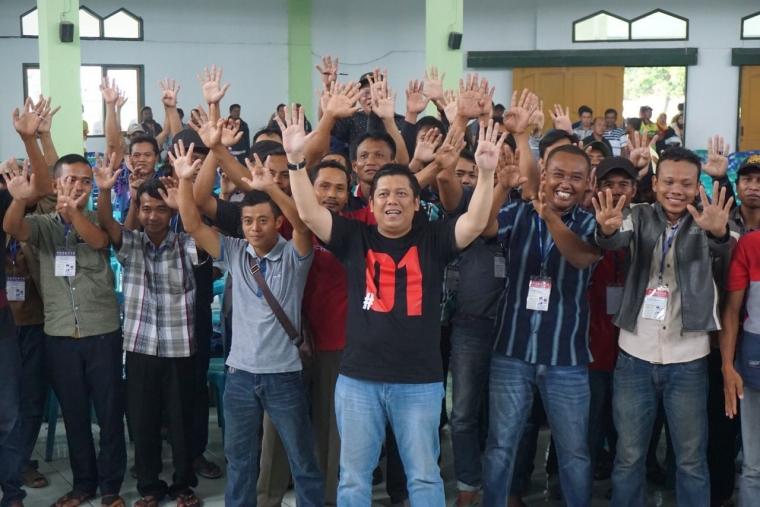 Raih Suara Terbanyak di Sulang, Ini Komentar Donny Imam Priambodo