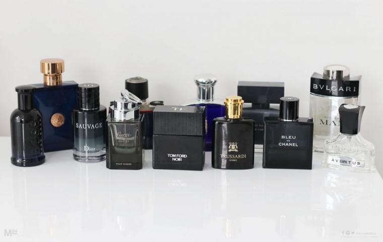 Apa Alasan Anda Pria Yang Suka Parfum Oleh Alifan Azhar
