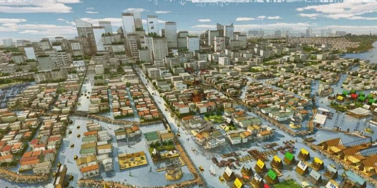 E-Birokrasi Tata Ruang serta Koordinasi Lintas Daerah