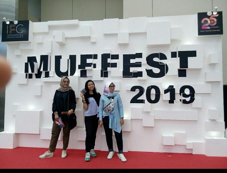 """Hari Pertama MUFFEST 2019 Pengunjung """"Pecah"""""""