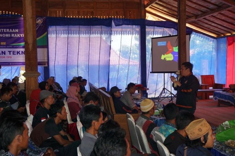 Anggota DPR RI Donny Imam Priambodo Tularkan Semangat Kewirausahaan