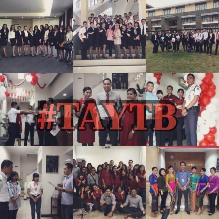 #TAYTB Lihatlah Sekitarmu