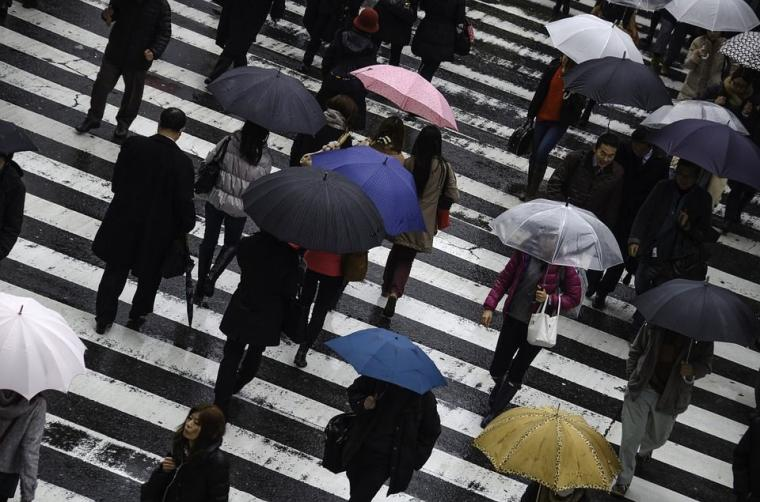 Payung untuk Buruh Tanpa Tuan
