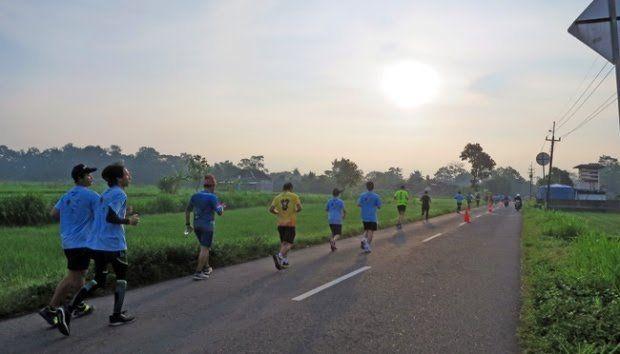 Mandiri Jogja Marathon, Menu Lengkap Keluarga Berolahraga sembari Berwisata
