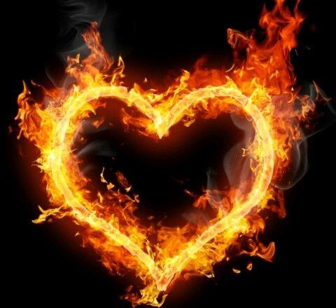 Hati Terbakar