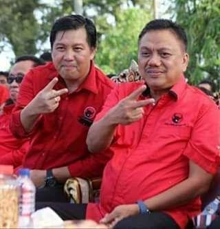 PDI Perjuangan Sulawesi Utara Tumbangkan Nasdem dan Partai Lainnya, Buka Peluang Kuasai Pilkada 2020