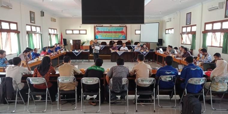 Fasilitator SIPBM Digital Kabupaten Brebes Dilatih