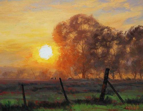 Saat Matahari Terbit