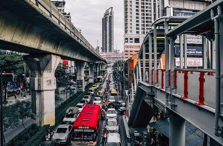 Suasana Kota