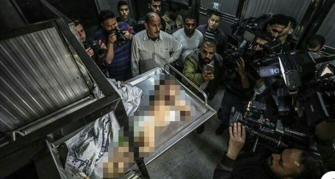 Tentara Israel Membunuh Bayi dan Ibu Hamil Dalam Serangan Semalam