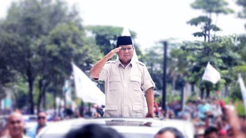 Kenapa Saya Pilih Prabowo Subianto?