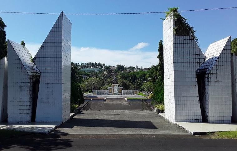 Asa Ramadan dari Taman Makam Pahlawan