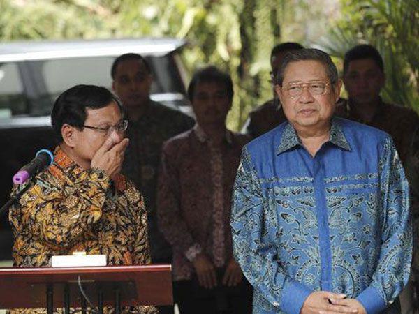 Manuver Demokrat Tinggalkan Prabowo