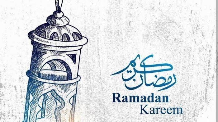 Jokowi dan Prabowo Menyambut Ramadan