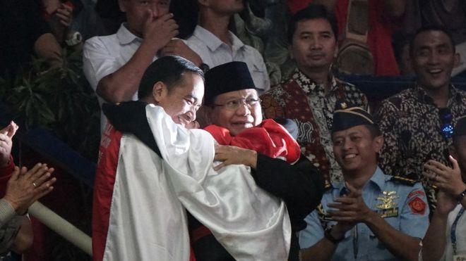 Janji Jokowi dan Prabowo, Masih Ingat?