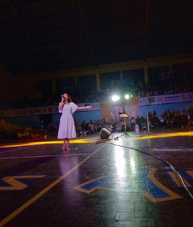 Undang Nadin Hamizah, Violet Competition 11 Selesai!
