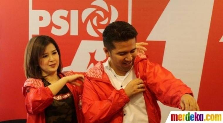 """Modal Grace Natalie dan Emil Dardak Jadi """"Menteri Muda""""-nya Jokowi"""