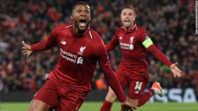 """Bursa Saham Itu """"Sedramatis"""" Kemenangan Liverpool Atas Barcelona"""