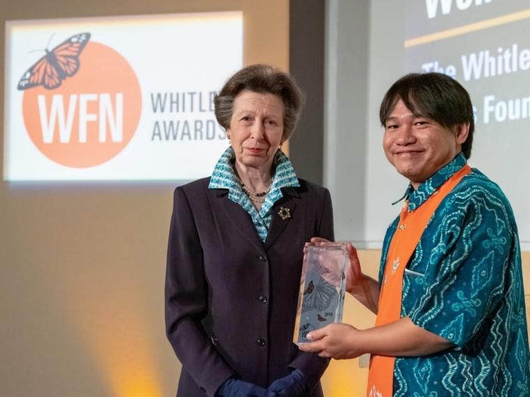 Pegiat Lingkungan dari Indonesia Raih Penghargaan Whitley Award 2019