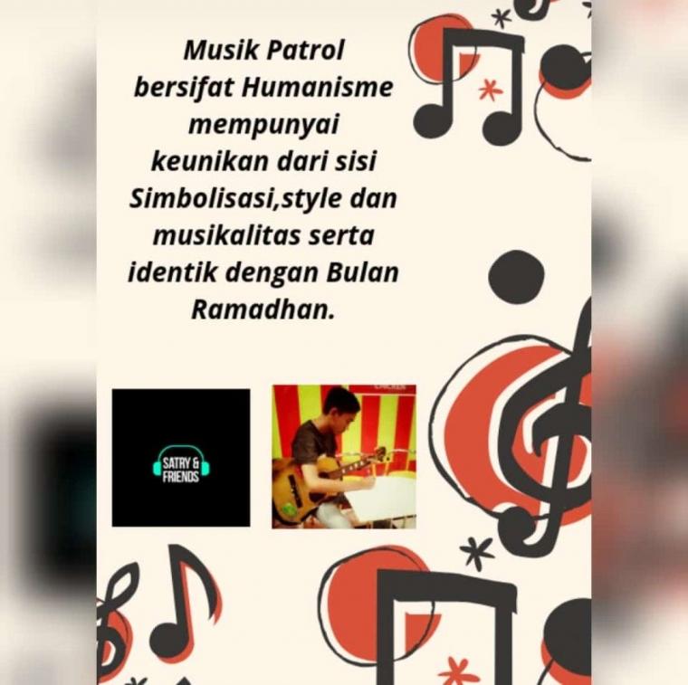 Patrol, Musik Pembangun Sahur yang Termashur