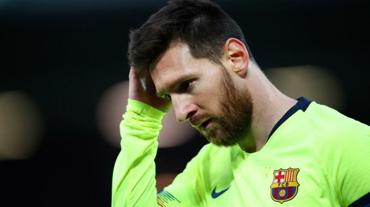 Oh Barcelona, Oh Messi