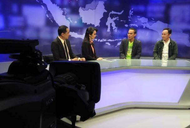 Taman Bacaan Lentera Pustaka Menebar Inspirasi di DAAI TV
