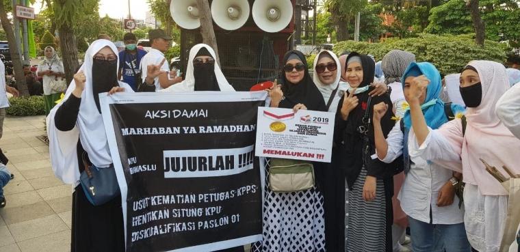 Ramadan, Momentum Pemilu Berakhir Damai