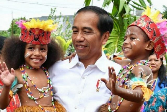 Di Mamberamo, Rekor Baru Pemilu Tercipta
