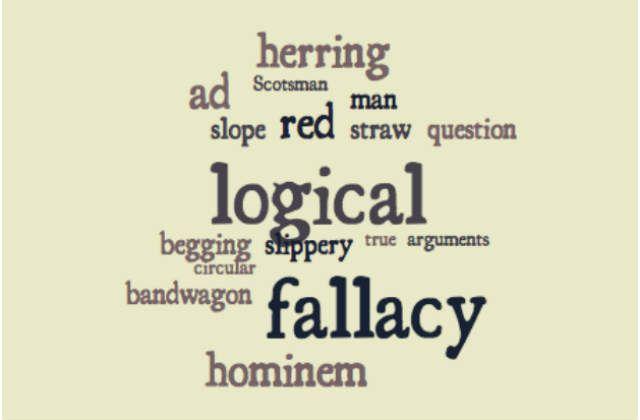 Tentang Sesat Pikir Logical Fallacy)