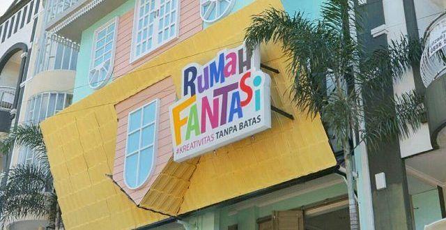 Yuk Rasakan Sensasi Rumah Fantasi di Sukabumi