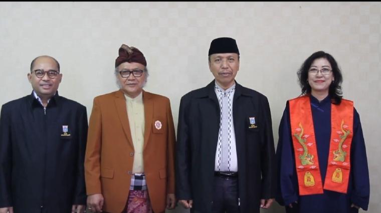 FKUB Jakarta Barat Sepakat Menolak Adanya Gerakan People Power