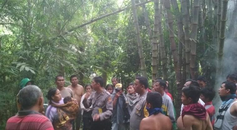 Ketua KPPS di Tarutung 5 Hari Menghilang, Ditemukan Membusuk di Hutan