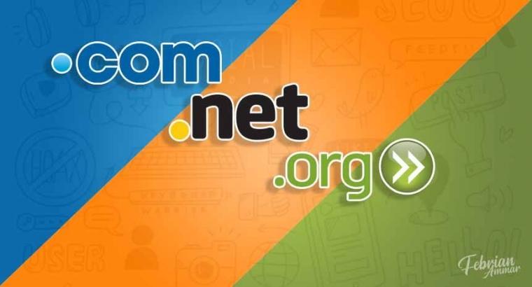 Inilah 10 Daftar Domain Paling di Rekomendasikan Buat Kamu