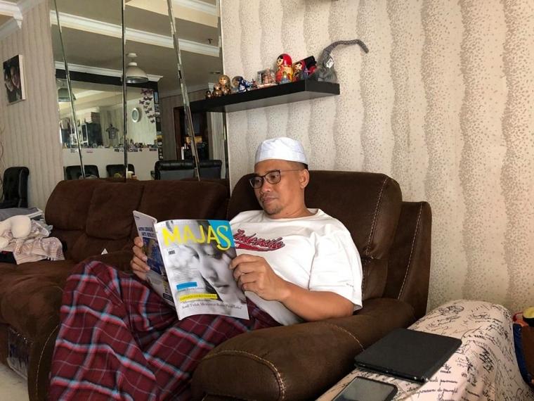 Majas, Gairahkan Minat Baca Majalah?