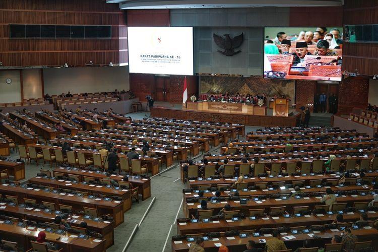 Kursi Kelima Pimpinan DPR Masih Diperebutkan 3 Partai